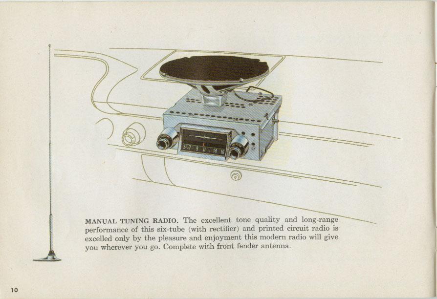 1957 chevrolet owners manual rh 57rustbucket com Chevy Owner's Manual Pouch Owner's Manual Pouch