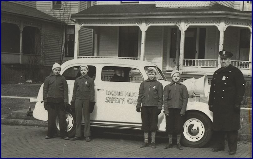 Old Cop Car Pictures